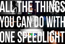 one speedlight