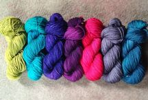Yarn! / Like I need more!  But I do!!! / by Therese G.