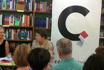 """Laura Freixas presenta """" El silencio de las madres"""", acompañada por Nieves Ibeas"""