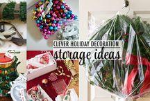 Sneaky Storage Ideas / by Kimberly Ricketts