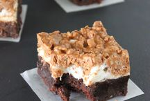 Delish Sweet Stuff / Desserts and the like / by andrea hall