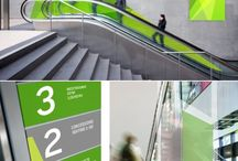 wayfinding / Lost in space? Or just lost in though? Check out some of these signs that can get you back on track in your designs.