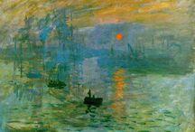 """""""Impressió: sol naixent"""" - Impressionisme (1era part) / Parlar d'Impressionisme és un repte i un regal a la vegada. És sense cap mena de dubte el moviment artístic més estimat i el més mediàtic de tota la Història de l'Art."""
