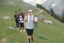Trekking / Includes One day hike and several day hikes to different passes.