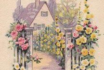 Коттеджные сады