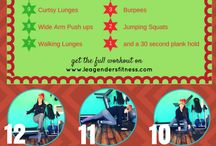The Best Fitness Pins from Fitness Professionals / The Best Fitness Pins from Fitness Professionals
