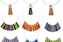 Handmade Statement Necklaces / by BluKatDesign