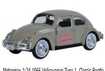Motormax 1:24 1966 Volkswagen