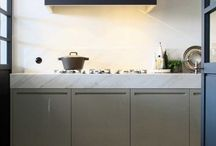 Collage keuken