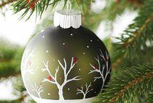 Christmas decor / by Rebekah Tinsman