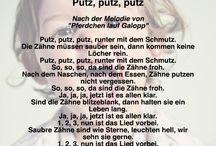 Lieder/ Gedichte