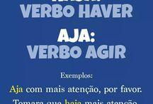 CORREÇÕES DE PORTUGUÊS