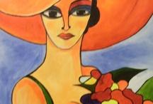 pintura / by yolanda martinez nieto