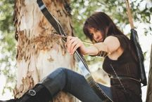 All Things Archery and Leather / by Bailey Theus