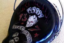 Bid Harley Seat