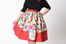 Unique Vintage Skirt Wishlist
