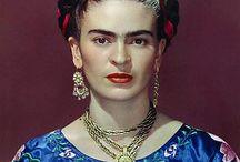Frida Kahlo / Artist , visionary