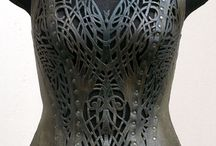 armor and corsets