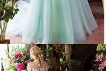 princeznovske šaty