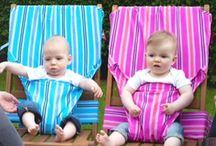 Bebek sandalye ortusu
