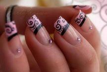 Nail polish Fun / by Jolene Fawcett
