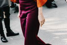 Burgundy colour match