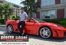 Pİerre Cassi Mens Wear / Pierre cassi erkek giyim 40 yıllık tecrübesi ile sizlere farklı model ve ürünler sunmaktadır.   www.pierrecassi.com