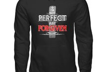 Christian T-Shirts I'm Not Perfect Just Forgiven / Are you grateful for God's forgiveness? Tell others of God's lovingkindness and tender mercies by wearing this shirt ! Click Here to Purchase => http://discipletee.com/ipjf Tag Your Friends!