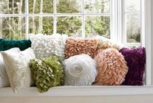 dekoratív párnák