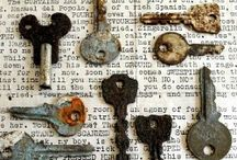 Keys hold Secrets