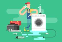 repair of washing machines png