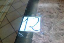 12´S / Somos 12 Casas, y cada vez que vemos un 12 lo fotografiamos y lo subimos a nuestro tablero. Nos ayudas??? El 12 es nuestro número, cuando veas un 12, foto y arriba !!!
