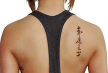Taegan's Tattoo