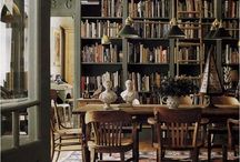 library dinning room
