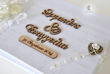 my work. weddings. / Beautiful handmade, custom made albums for special weddings.
