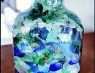 Ideas for beach glass