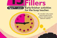 Fillers & transitions upper primary