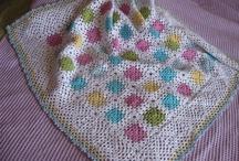 Baby Blankets / Handmade crochet baby blankets