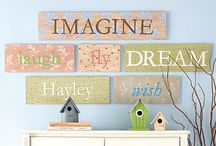 Cricut Projects / by Alisha Brown