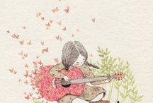 S.HEE - MORI GIRL 1-END / #art #girls #s.hee #morigirl