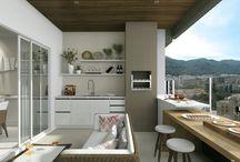 terrace or balcony innovative utilisations