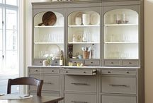 Dining Room Wall Unit / by Becky Young