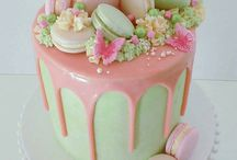 Cakes ♡ Drip Cakes
