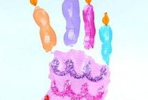 Cupcake and birthday cake craft idea / this page has a lot of free Cupcake and birthday cake craft idea for kids,parents and preschool teachers.