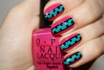 nail art / by Crystal Cox