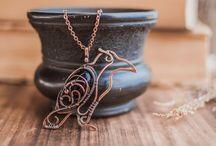 zwierzeta biżuteria / jewelry animals