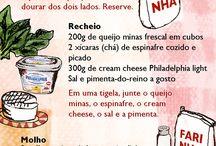 receitas / by Marla Menezes