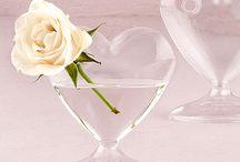 Heart wedding theme