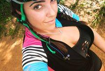 Bike cyklo girl...