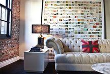 Decorar espacios en el hogar